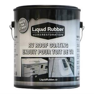 Liquid Rubber RV Roof Coating epdm
