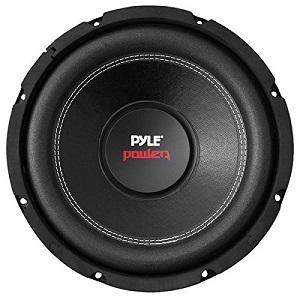Pyle 10-Inch 1,000 Watt Dual 4 Ohm Subwoofer