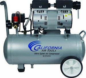 california air tools 5.5 gallon alluminum best portable air compressor