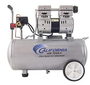 california air tools 8 gallon ultra quiet air compressor