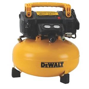 dewalt 6 gallon pancake compressor