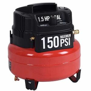 goplus oil free best pancake air compressor